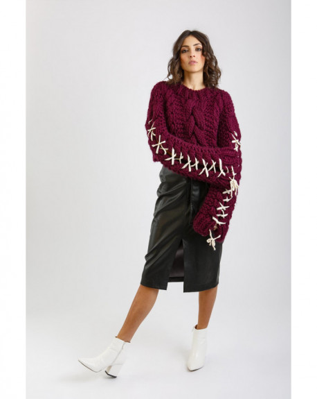 STELLA SWEATER - made to order