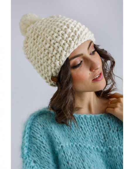 MOON BEANIE - made to order