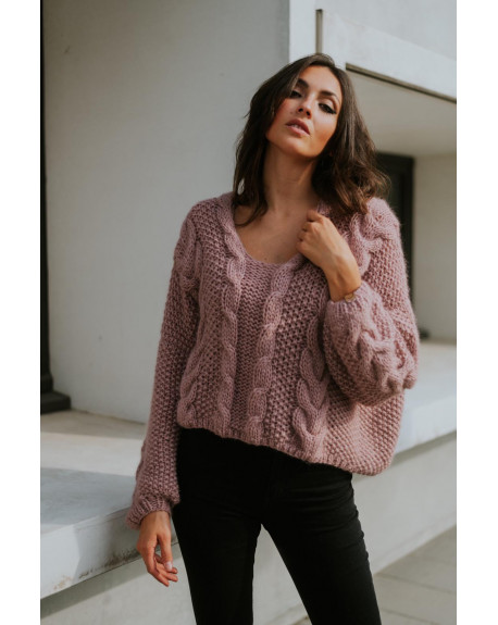CLOUDY SWEATER - made to order