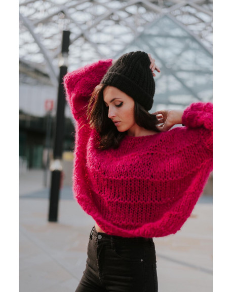 COTTON CANDY SWEATER - made to order