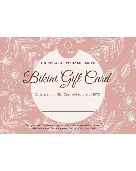 copy of GIFT CARD 40 €